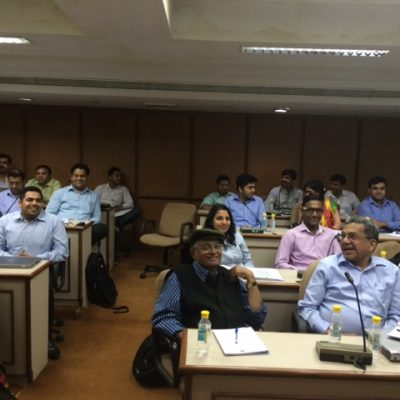 Fraud Investigation training in State Bank of India